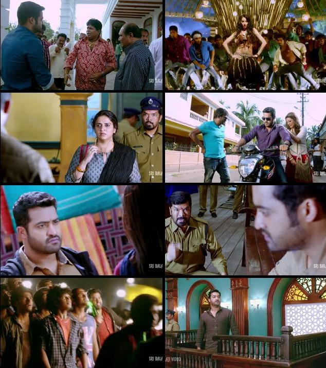 Temper 2015 UNCUT Dual Audio Hindi 720p HDRip