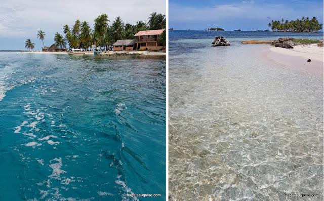 Ilhas do Arquipélago de San Blas, Panamá (Kuna Yala)