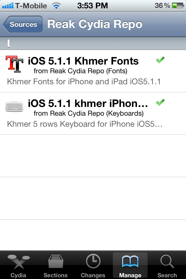 Khmer iPhone Help: How to install Khmer Unicode for iOS 5 1 1
