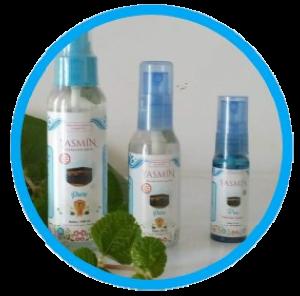 Grosir Deodorant Spray Yasmin - Deodorant Terbaik Herbal