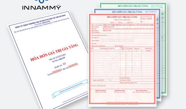 Đặt in hóa đơn GTGT, bán lẻ tại Thanh Hóa giá rẻ, uy tín