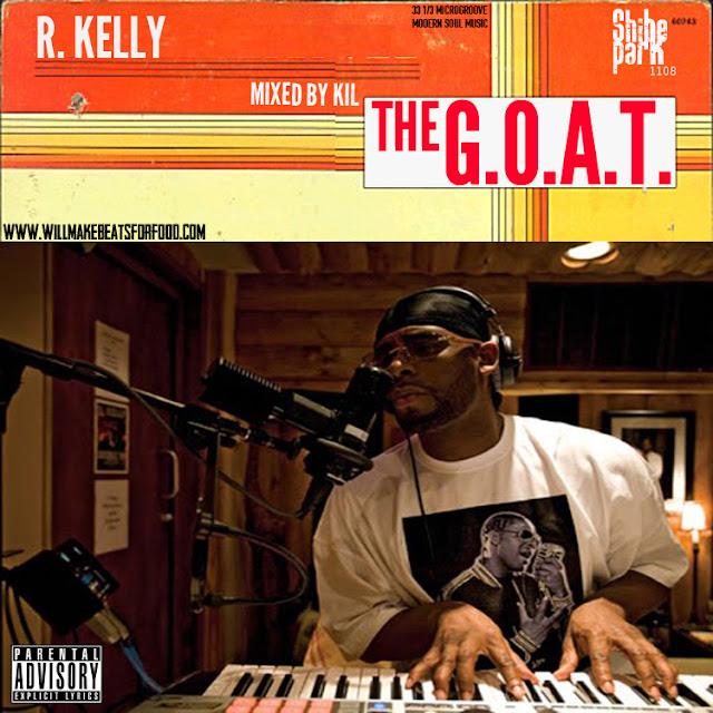 The G.O.A.T. Mixtape