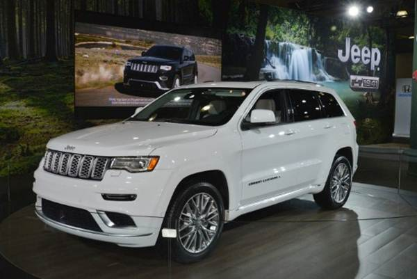 2017 Jeep Grand Cherokee Summit Review Dodge Release