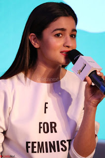 Alia Bhatt looks super cute in T Shirt   IMG 7705.JPG