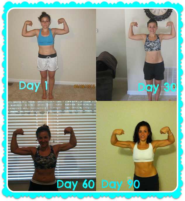 Wanna be a part of a P90X3 Test Group??? - Katy Ursta