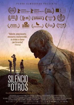 El Silencio De Otros 2018 Custom HD Spanish