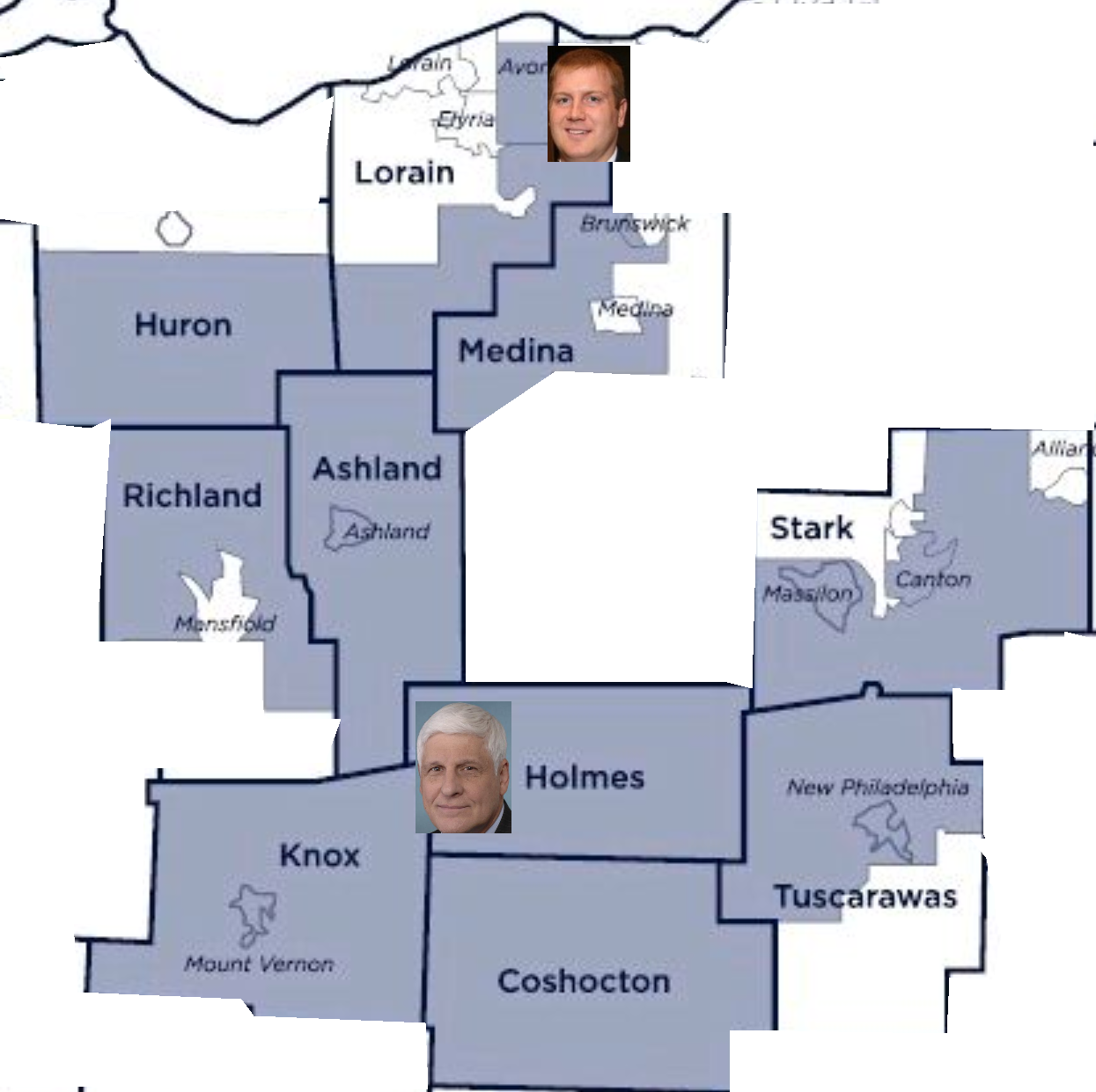 slowly but surely it has been dawning on this blogger that in the candidacy of democrat ken harbaugh the 7th congressional district may have a candidate