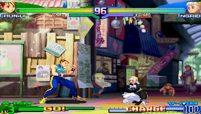 Download Street Fighter Alpha 3 MAX Europe Game PSP for Android - www.pollogames.com