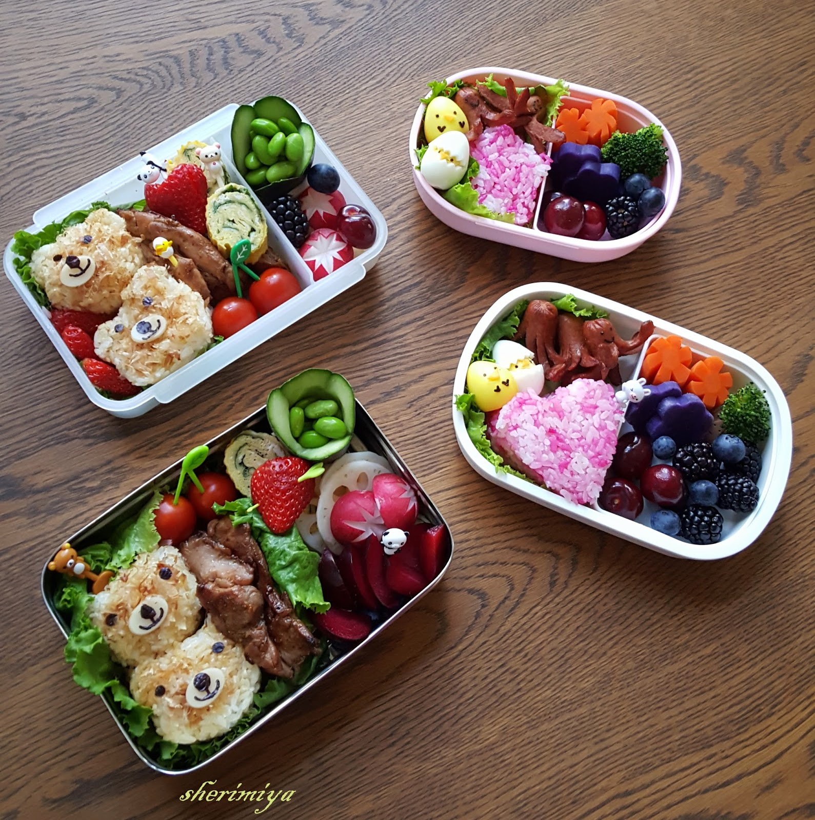 Happy Little Bento
