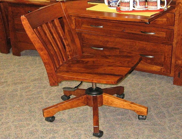 best buy rustic office desk chairs for sale