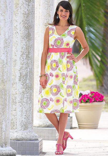 Most Flattering Styles Of Sundresses For Plus Size Women