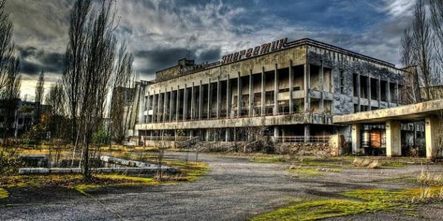 7 Kota Hantu Ini Tak Cuma Mati, Namun Juga Mematikan Dan Beracun!