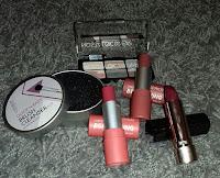 Catrice lipstick lipbalm oogschaduw