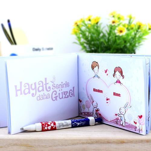 sevgiliye hediye kitap