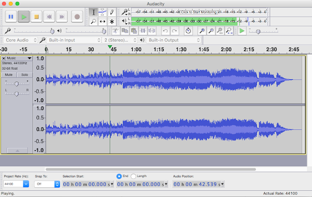 Audacity Terbaru (Software Edit Audio Gratis)