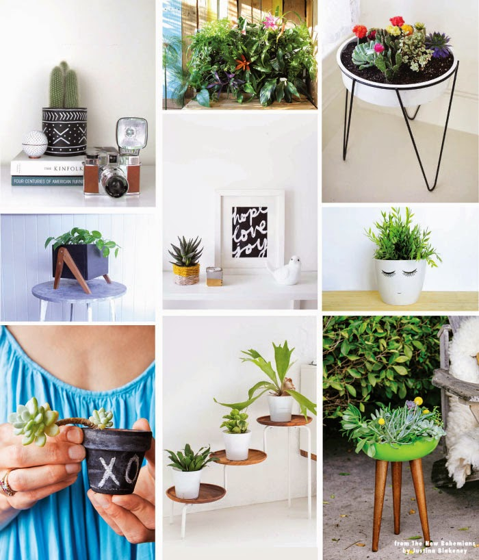 Diy Flower Gardening Ideas And Planter Projects: 9 DIY Spring Planters + Ideas