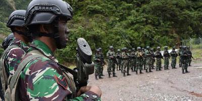Tak Sepatutnya Gubernur Papua Minta Aparat Keamanan Ditarik