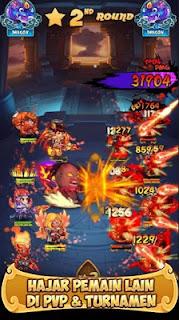 Dewa Ngamuk Crazy Gods Mod Apk Full Unlocked