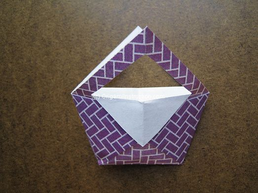 Origami Waterbomb Base