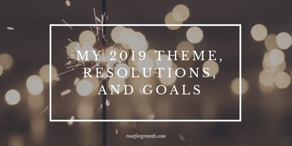 My New Years Resolution Ideas and New Year Resolutions List and New Years Goals 2019