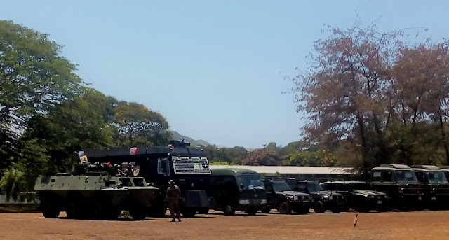 PNG Defence Force equipped for APEC