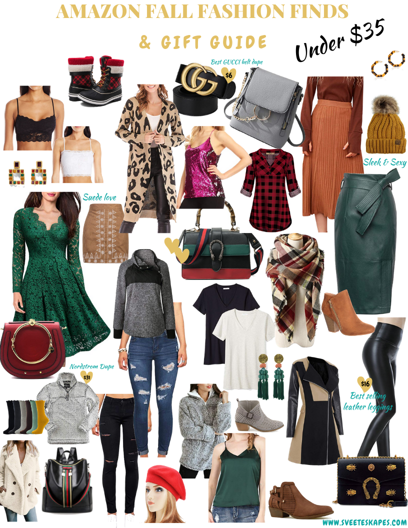 Amazon Fashion Best Fall Fashion Finds On Amazon Under 35 Fall Fashion