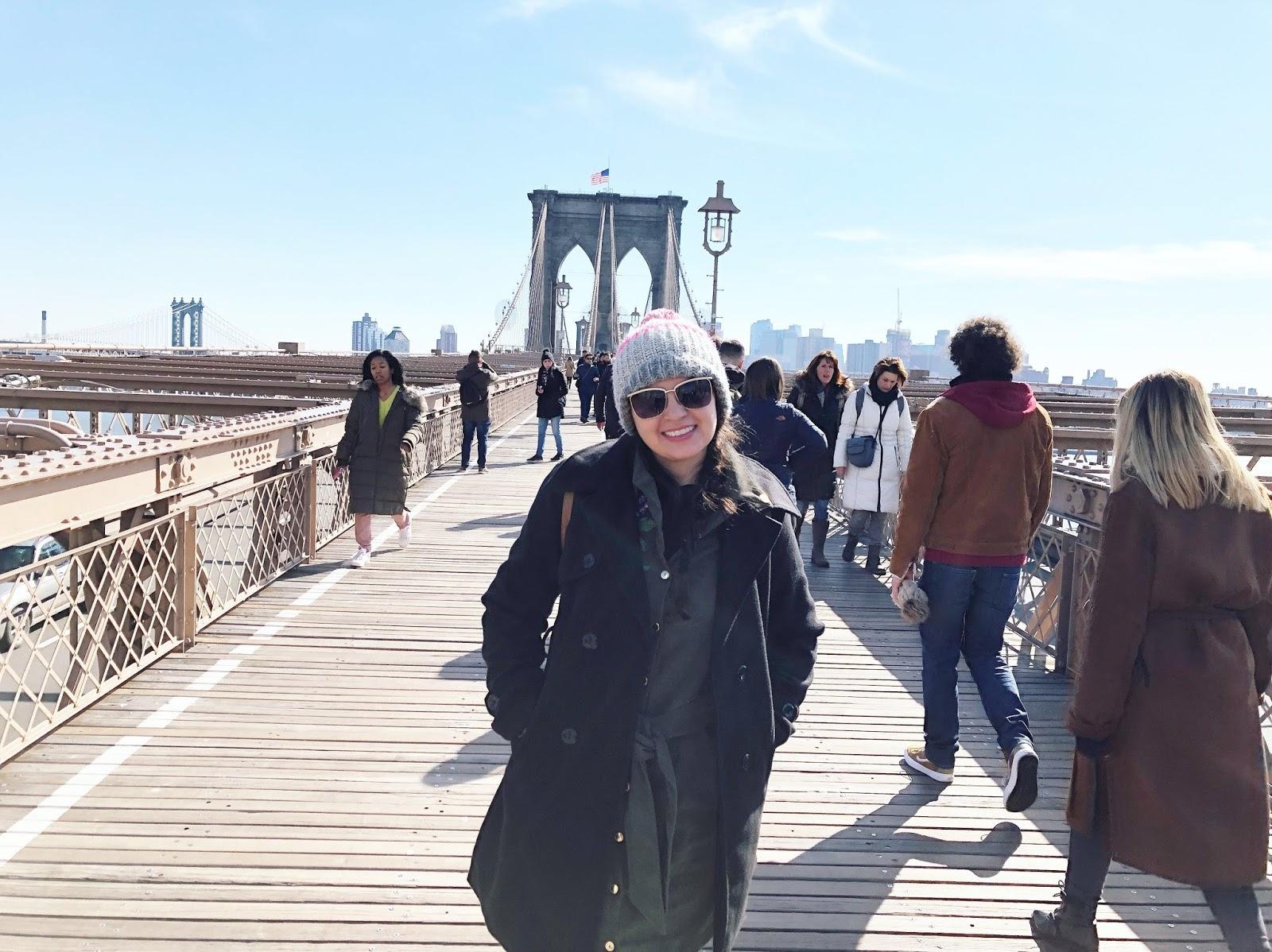 Diário de viagem à Nova York!