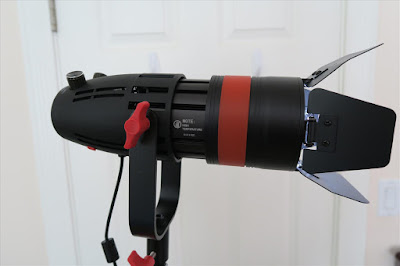CAME-TV Boltzen 55W Fresnel Review - Hurricane Images Inc