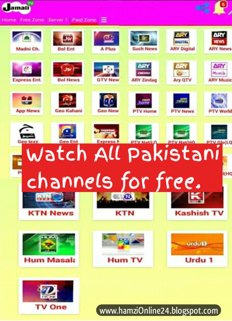 Download latest version of Jmali tv | Jazz Free tv app