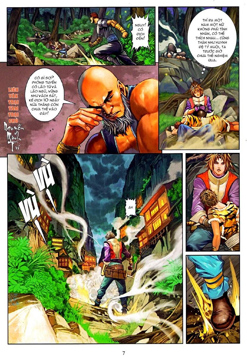 Ôn Thụy An Quần Hiệp Truyện chap 74 trang 6
