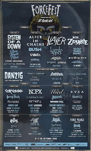 El Force Metal Fest