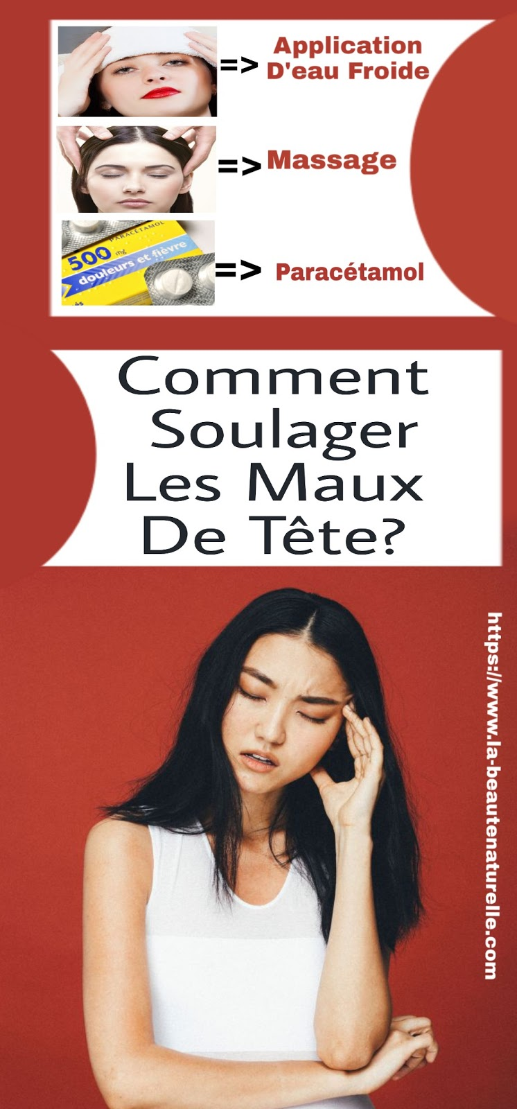 Comment Soulager Les Maux De Tête?
