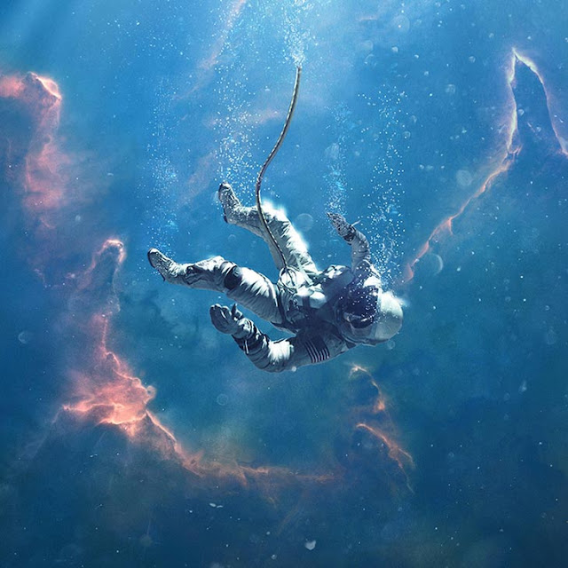 In Water Or In The Universe Wallpaper Engine