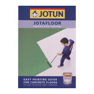 Jotafloor SF Primer / Sealer Surabaya