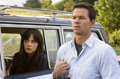 Mark and Zoe in The Happening