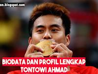Biodata & Profil serta Perjalanan Karier Tontowi Ahmad