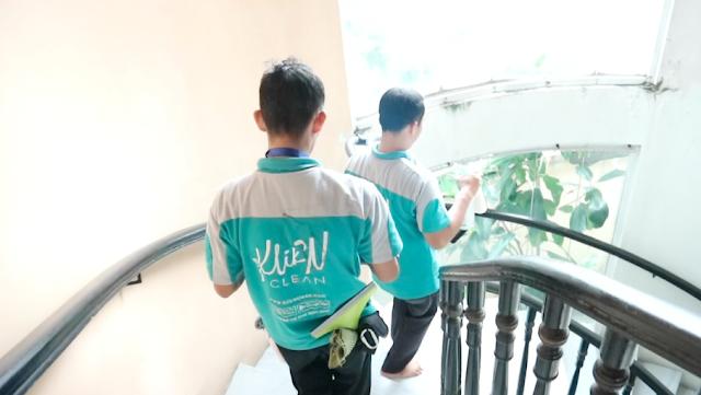 Klik'nClean Mendobrak Bisnis Cleaning Service Online di Indonesia