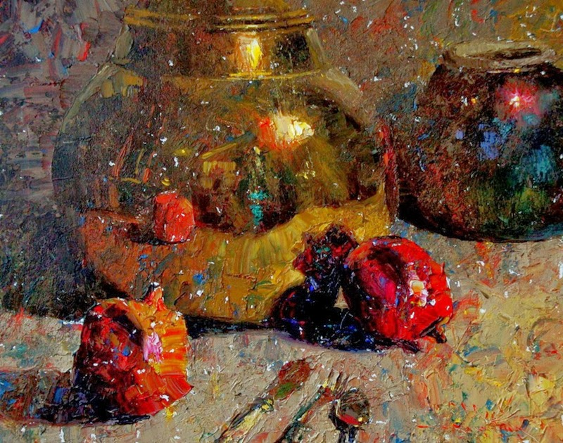 Charles Warren Mundy | Impressionist Painter | 1945