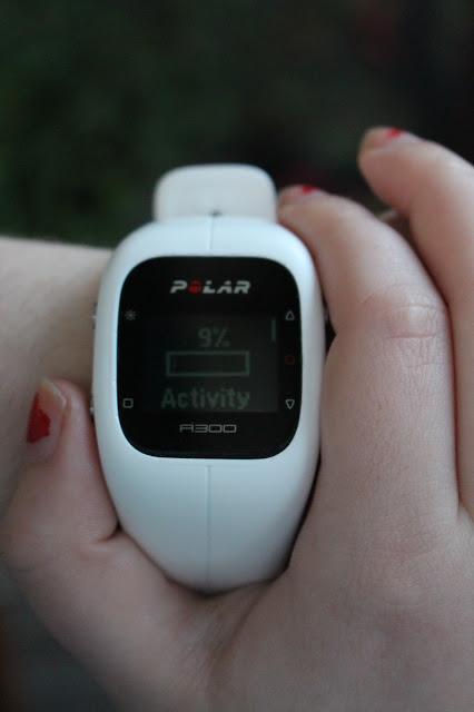 polar a300 fitness watch
