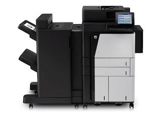 HP Color LaserJet Enterprise flow MFP M880 Driver And Software Download