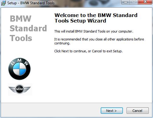 BMW Standard Tools 2.12 2