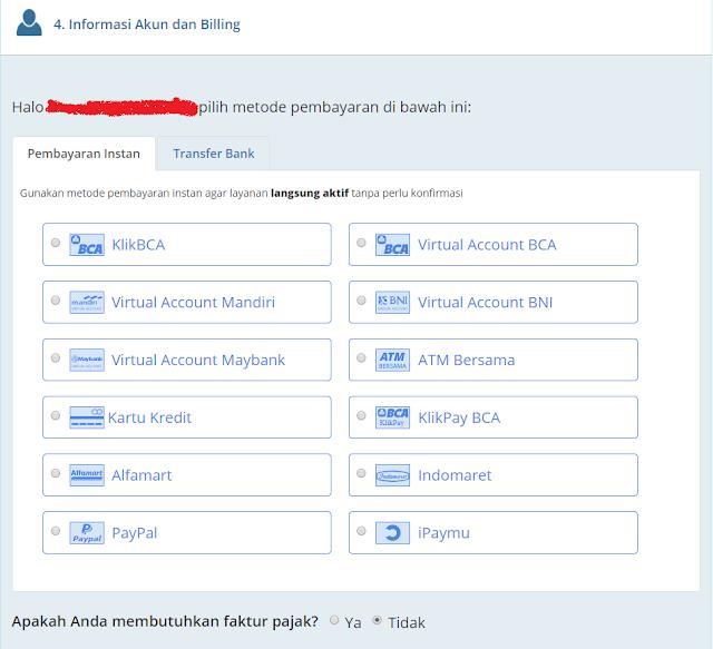 cara membeli domain di blogger 4