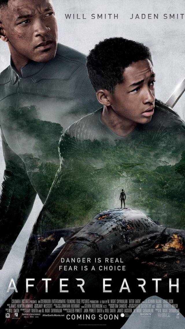 After Earth iPhone 5 Wallpaper | iPhone 5 Wallpapers Gallery