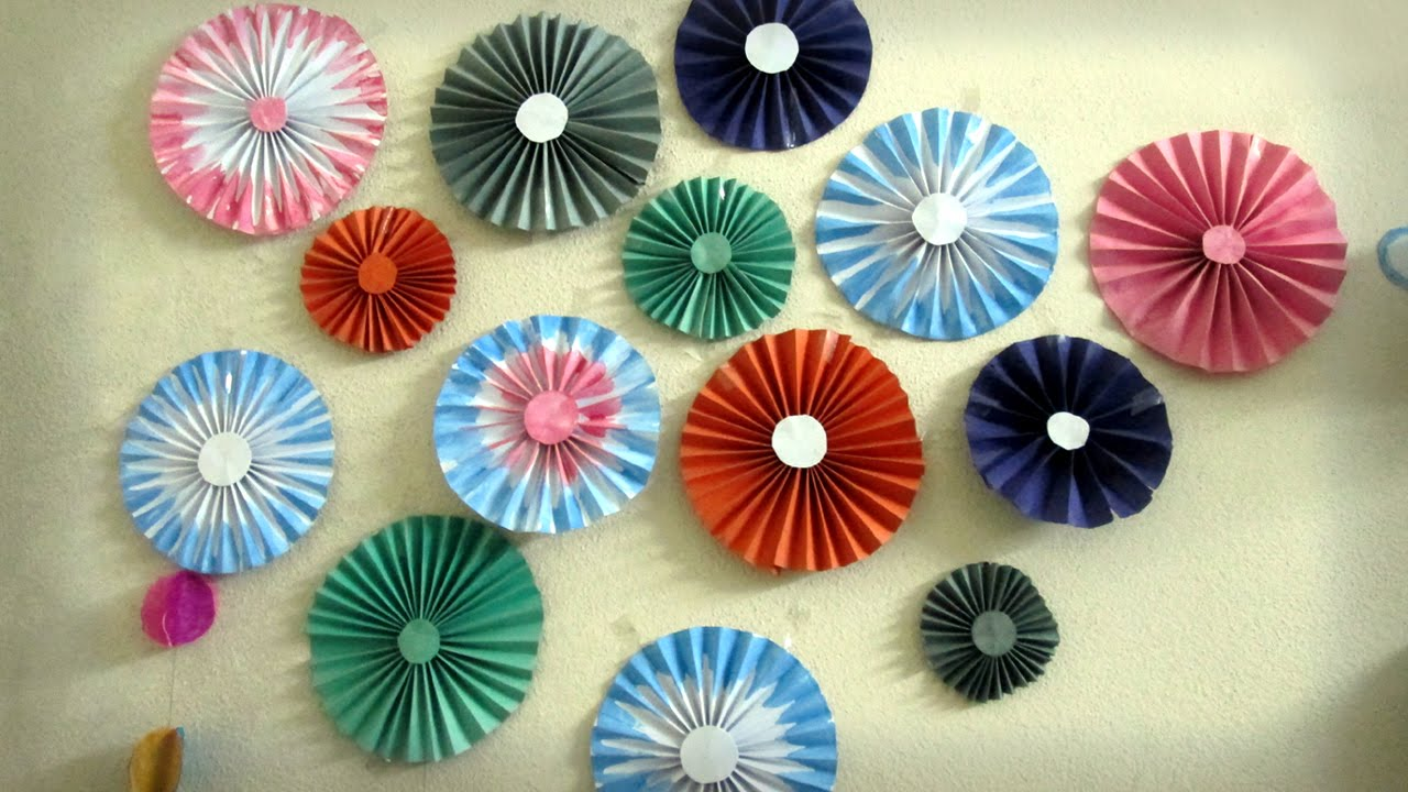 A4 Paper Flower Craft Ideas And Easy Crafts
