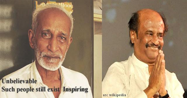 Shri Palam Kalyanasundaram, rajnikanth