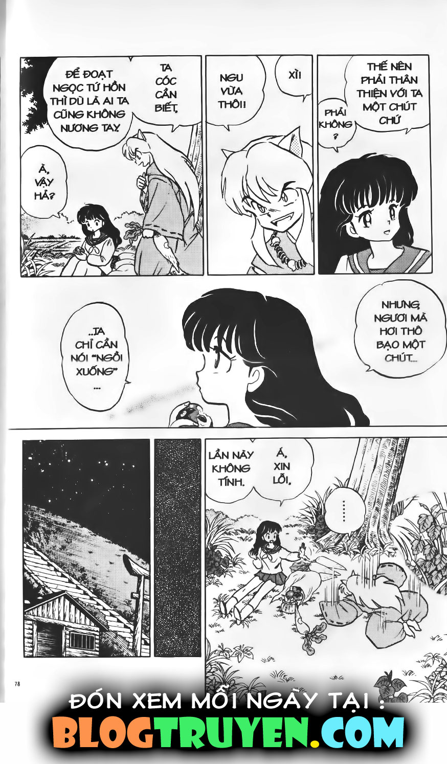 Inuyasha vol 01.3 trang 19