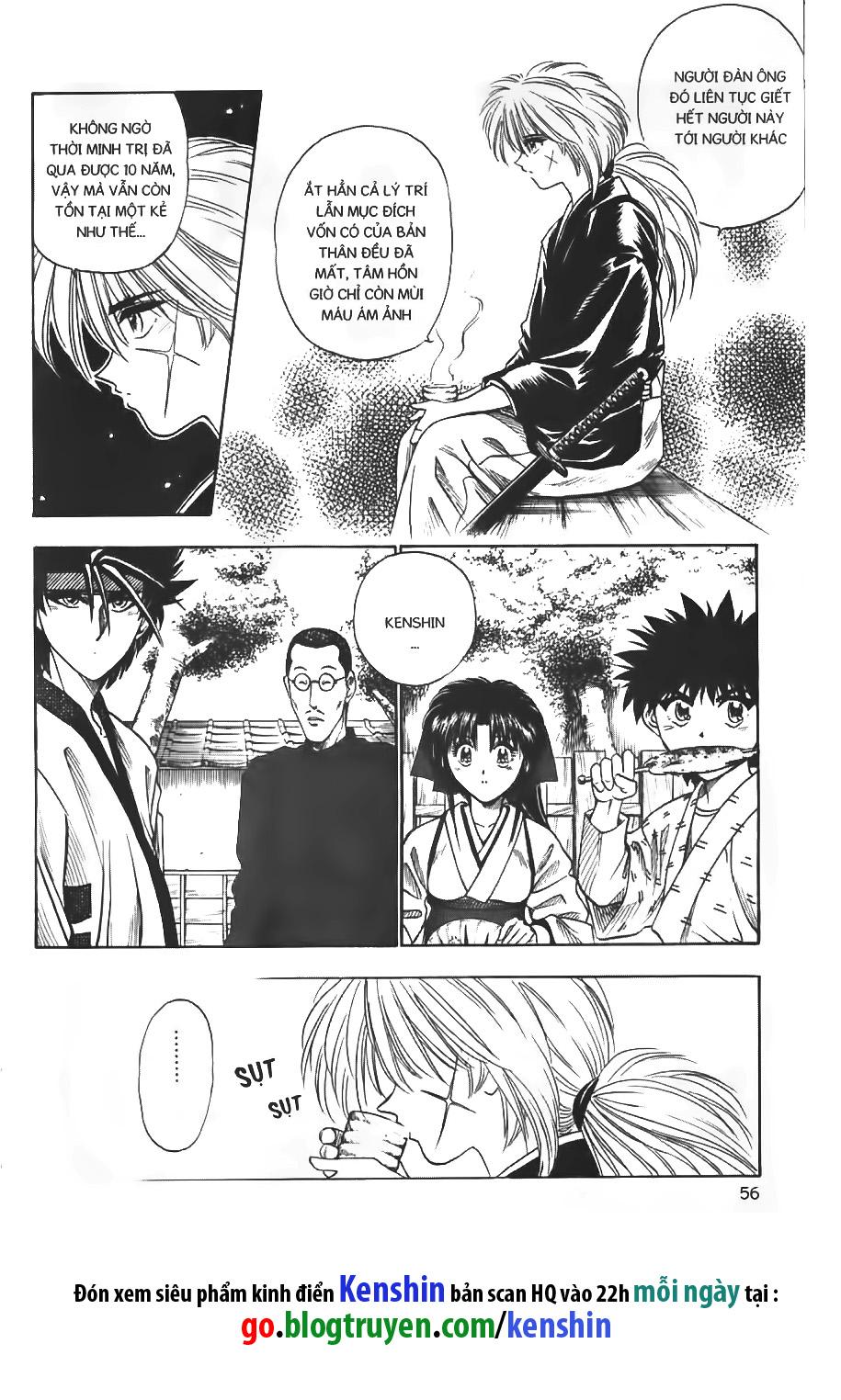 Rurouni Kenshin chap 9 trang 11