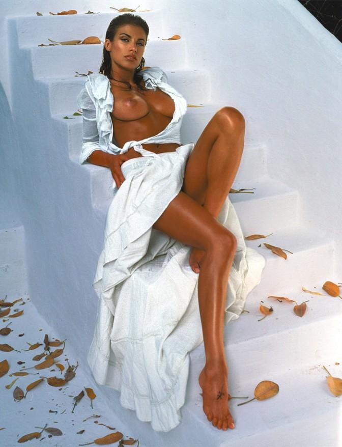 Toni lawrence naked milf