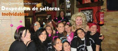 Espectáculos para despedidas de solteros en Madrid.