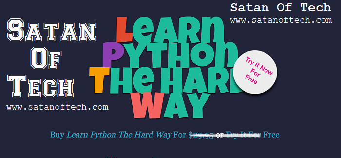 Free Download] Learn Python The Hard Way Full Course Video
